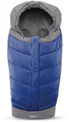 Зимний конверт для прогулочной коляски Inglesina (royal blue) зимний конверт altabebe lambskin car seat bag mt2003 lp navy blue 62