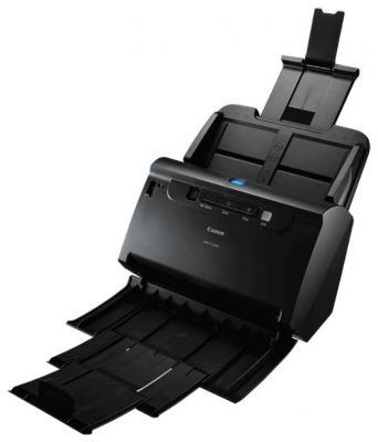 Картинка для Сканер Canon DR-C230 протяжный CIS A4 600x600dpi 30стр/мин USB черный 2646C003
