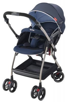 Прогулочная коляска Aprica Optia AB (синий) коляска трость aprica stick plus бежевый