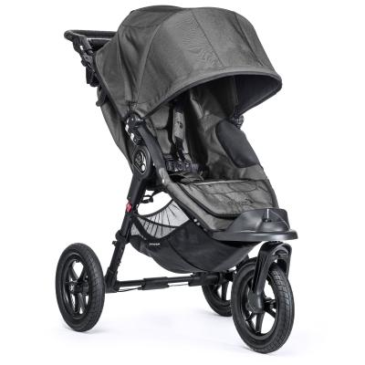 Прогулочная коляска Baby Jogger City Elite (charcoal) baby care прогулочная коляска jogger lite baby care красный