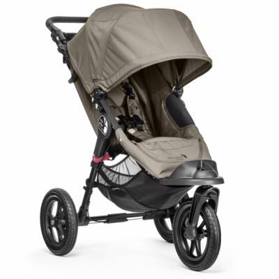 Прогулочная коляска Baby Jogger City Elite (sand) baby care прогулочная коляска jogger lite baby care красный