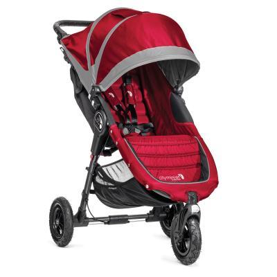 Прогулочная коляска Baby Jogger City Mini GT (сrimson) baby care прогулочная коляска jogger lite baby care красный