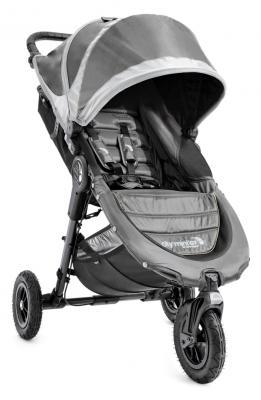 Прогулочная коляска Baby Jogger City Mini GT (gray) baby care прогулочная коляска jogger lite baby care красный