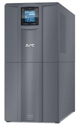 ИБП APC Smart-UPS C SMC3000I-RS 2100Вт 3000ВА черный apc by schneider electric smart ups c smc3000i 3000va black