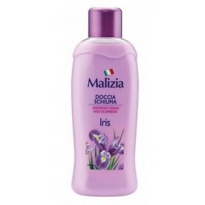 MALIZIA FRESCA VITALITA Пена для душа IRIS FLOWER 1л косметика для мамы malizia гель пена для душа nutri touch 750 мл
