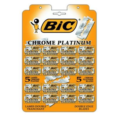 Сменная кассета BIC Chrome platinum 100 кассета сменная gardena для 8846 8847 8848 05307 20 000 00