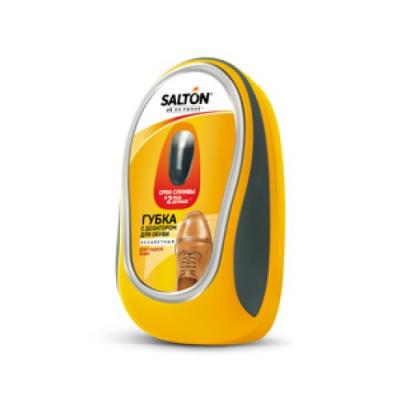 цены на SALTON Губка с дозатором для обуви из гладкой кожи Бесцветный Дизайн 2017 в интернет-магазинах