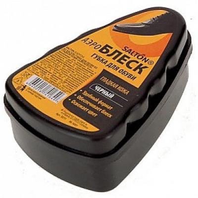 цены на SALTON Губка Аэроблеск для обуви из гладкой кожи черный в интернет-магазинах