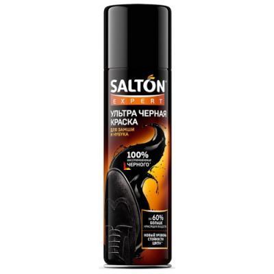Краска для обуви SALTON Expert 250 мл 51250 аэрозоль для обуви salton expert 250 мл 52250