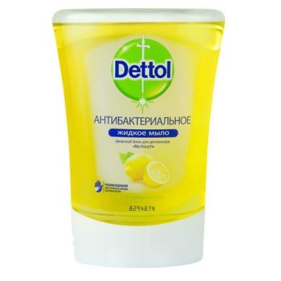 Мыло жидкое DETTOL 3045875 250 мл dove жидкое крем мыло прикосновение свежести 250 мл