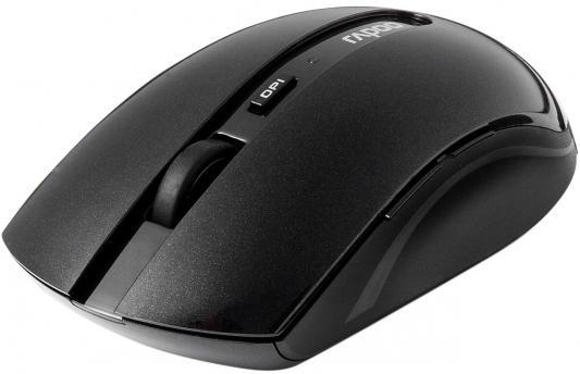 Мышь беспроводная Rapoo 7200P чёрный USB 10936 rapoo черный беспроводная