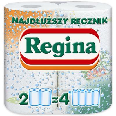 Полотенца бумажные Regina XXL 2-ух слойная 2 шт юбки regina style юбка page 6