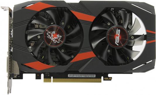 Видеокарта 4096Mb ASUS GeForce GTX1050 Ti PCI-E 128bit GDDR5 DVI HDMI DP HDCP CERBERUS-GTX1050TI-O4G Retail