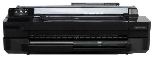 Плоттер HP Designjet T520 CQ890E 24 A1 1024Mb 2400x1200dpi Ethernet Wi-Fi USB плоттер hp designjet t830 24 mfp f9a28a