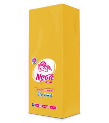 Салфетки бумажные Nega JCD без отдушки 100 шт