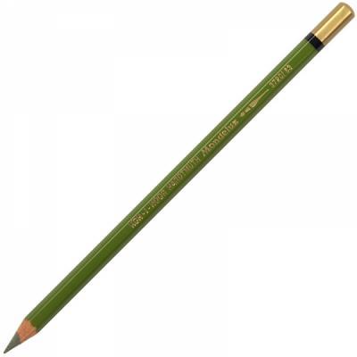 Карандаш акварельный MONDELUZ, светло-зеленый недорого