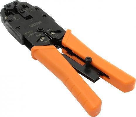 Инструмент для обжимки кабеля Vcom D1903