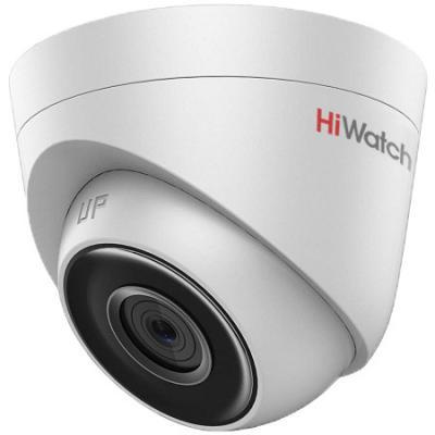 Камера IP Hikvision HiWatch DS-I203 (2.8 MM) CMOS 1/2.8 2.8 мм 1920 x 1080 H.264 MJPEG RJ45 10M/100M Ethernet PoE белый камера ip ubiquiti uvc g3 micro cmos 1 3 3 6 мм 1920 x 1080 h 264 rj45 10m 100m ethernet poe белый черный