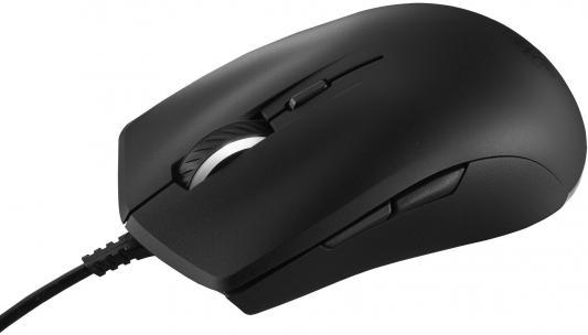 Мышь проводная Cooler Master Lite S чёрный USB SGM-1006-KSOA1 sgm 08a314b 90