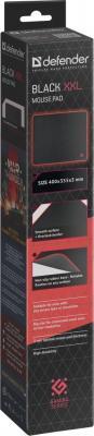 Коврик для мыши Defender Black XXL 50559
