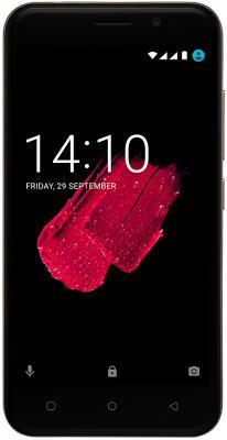 Смартфон Prestigio Grace M5 LTE 16 Гб розовое золото (PSP5511DUOROSEGOLD) смартфон prestigio grace r5 lte 16 гб золотистый psp5552duogold
