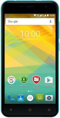 "Смартфон Prestigio Muze B3 мятный 5"" 8 Гб Wi-Fi GPS 3G PSP3512DUOMINT"
