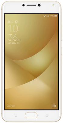 Смартфон ASUS ZenFone 4 Max ZC554KL золотистый 5.5 32 Гб LTE Wi-Fi GPS 4G 90AX00I2-M00090