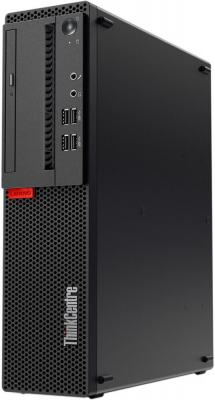 Системный блок Lenovo ThinkCentre M710s i3-7100 3.9GHz 4Gb 1Tb HD 630 DVD-RW Win10Pro клавиатура мышь черный 10M7006GRU системный блок lenovo ideacentre 300 20ish mt i3 6100 3 7ghz 4gb 500gb dvd rw win10pro клавиатура мышь черный 90da00frrk