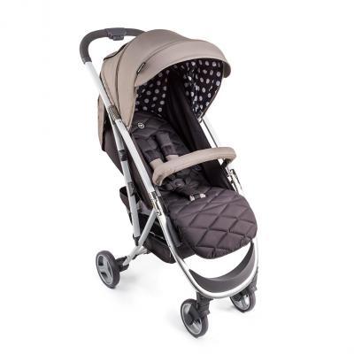 Коляска прогулочная Happy Baby Eleganza V2 (beige) happy baby ходунки smiley v2 цвет голубой