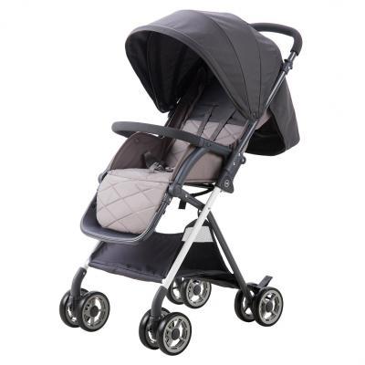 Коляска прогулочная Happy Baby Mia (gray) коляска прогулочная happy baby neon jetta green