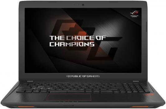 Ноутбук ASUS GL553VD-DM203T 15.6 1920x1080 Intel Core i5-7300HQ 90NB0DW3-M09690 полусинтетическое трансмиссионное масло hypoid getriebeoil tdl gl 4 gl 5 75w 90