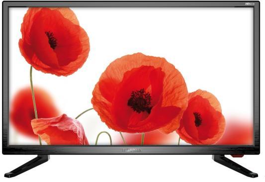 Телевизор Telefunken TF-LED24S37T2 черный