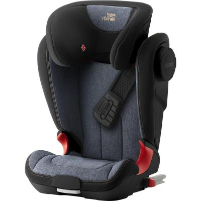 Автокресло Britax Romer Kidfix XP SICT Black Series (blue marble highline)