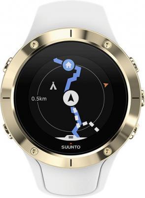 Смарт-часы Suunto Spartan Trainer Wrist HR золотистый SS023426000 умные часы suunto spartan sport wrist hr copper