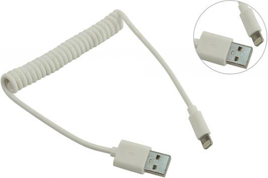 Кабель Lightning 1м Smart Buy iK-512sp витой