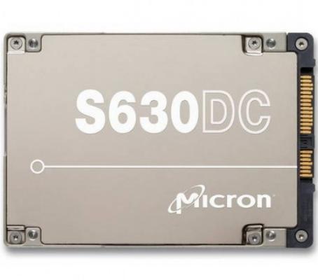 Фото - Жесткий диск SSD 2.5 400Gb Crucial S630DC SAS MTFDJAK400MBT-2AN1ZABYY жесткий диск ssd 2 5 400gb lenovo sas 00mm720