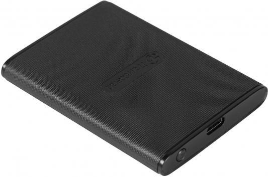 """Внешний жесткий диск 1.8"""" USB 3.0 120 Gb Transcend ESD220C TS120GESD220C черный"""