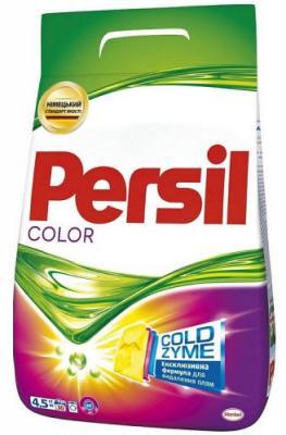 Стиральный порошок PERSIL Color 4.5кг стиральный порошок persil expert эксперт автомат 4500 гр