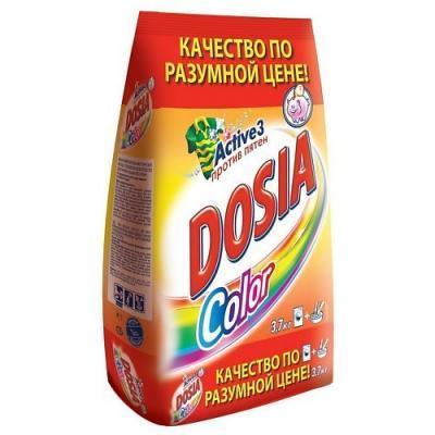 Стиральный порошок DOSIA Color 3.7кг