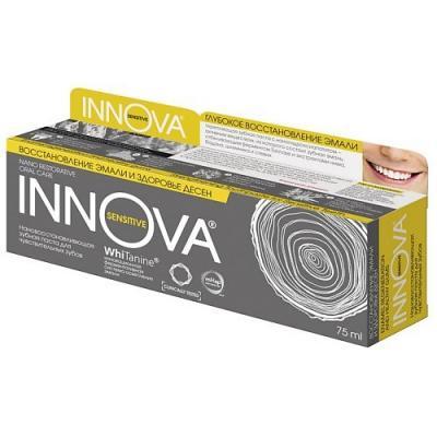 SPLAT Зубная паста INNOVA Восстановление и здоровье десен 75мл
