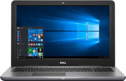 Ноутбук DELL Inspiron 5567 15.6 1366x768 Intel Core i5-7200U 5567-56235 ноутбук dell inspiron 5567 15 6 1366x768 intel core i3 6006u 5567 7881