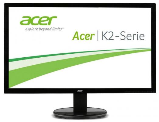 Монитор 24 Acer K242HQLBBID UM.UX6EE.B05 монитор 23 acer s230hlbbd