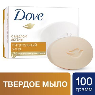 Мыло твердое Dove Драгоценные масла 100 гр 67083199