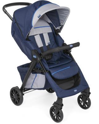 Прогулочная коляска Chicco Kwik.One (blueprint) прогулочная коляска chicco activ3 grey