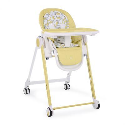 Стульчик для кормления Happy Baby Berny (yellow) happy baby стульчик для кормления happy baby berny зелёный
