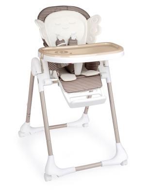Стульчик для кормления Happy Baby Wingy (brown)
