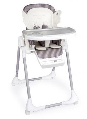 Стульчик для кормления Happy Baby Wingy (gray) happy baby набор ложек для кормления happy baby красный