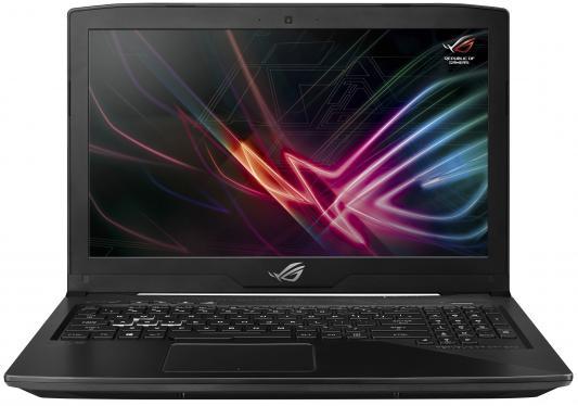 Ноутбук ASUS GL503VD-FY246 15.6 1920x1080 Intel Core i5-7300HQ 90NB0GQ2-M06540 ноутбук asus a553sa 15 6