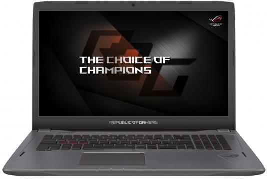 Ноутбук ASUS GL702VM-GC457T 17.3 1920x1080 Intel Core i7-7700HQ 90NB0DQ3-M06940 asus m4a78 vm desktop motherboard 780g socket am2 ddr2 sata2 usb2 0 uatx second hand high quality