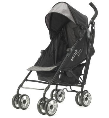 Прогулочная коляска Summer Infant Ume Lite (черно-серый/21906) ночники summer infant ночник бабочка